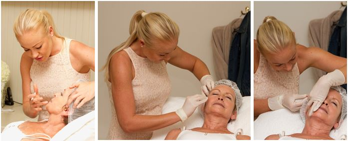 camp orchard open evening Hillcrest doctor performing injectable treatments